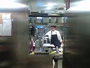 Velodromo cocina
