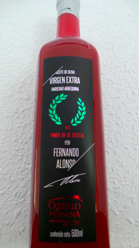 aceite canena f.alonso