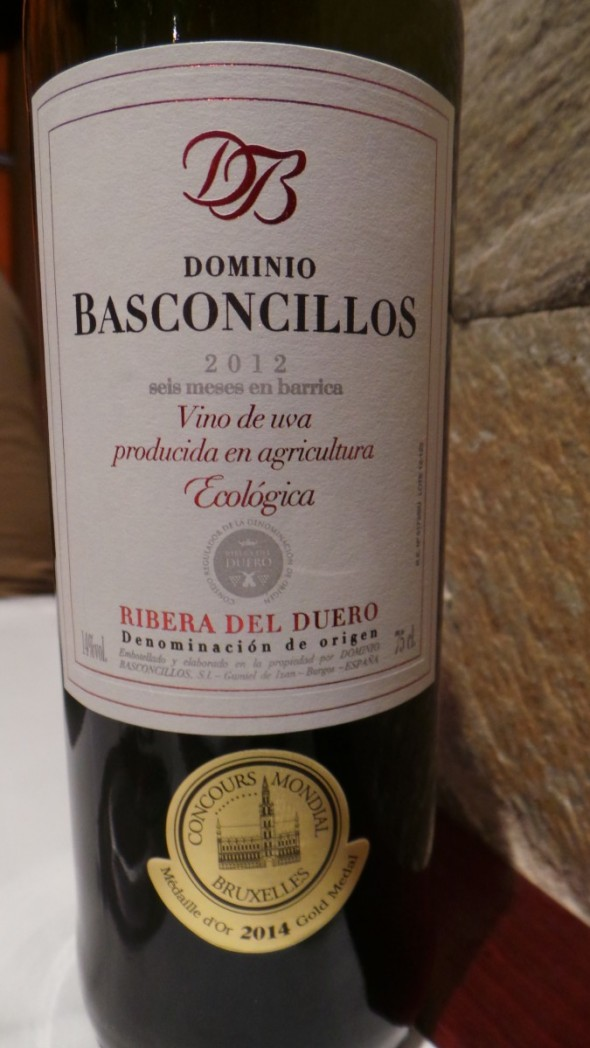 descorche vino