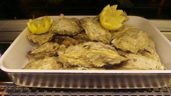 la deriva ostras
