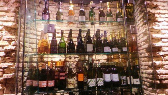 la deriva vinos