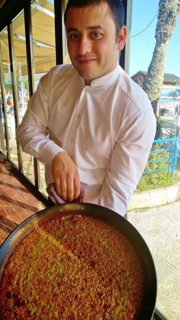 jornadas cocina paleña arroz