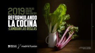 Madrid fusion 2019 cartel